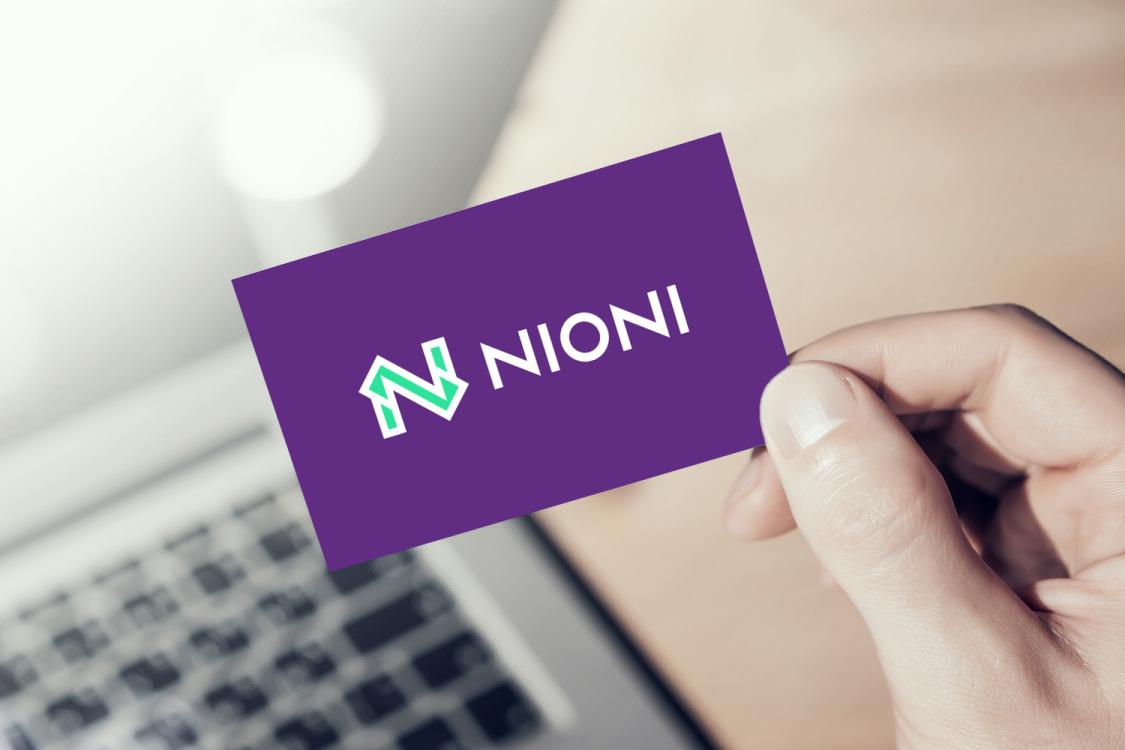 Sample branding #2 for Nioni