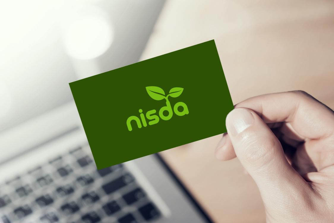 Sample branding #3 for Nisda