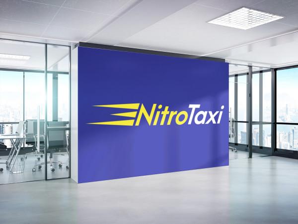 Sample branding #2 for Nitrotaxi