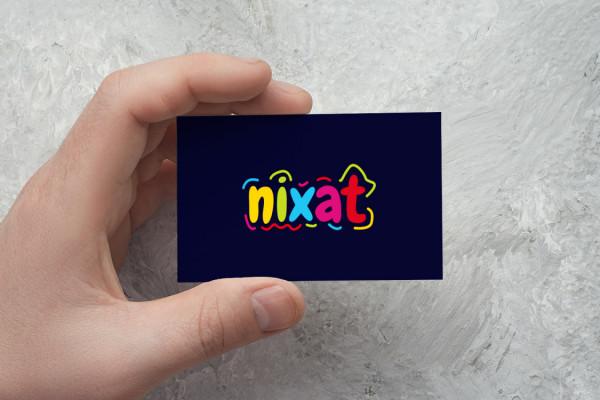 Sample branding #3 for Nixat