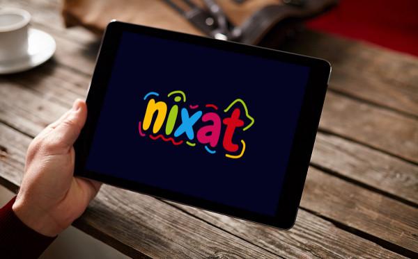 Sample branding #1 for Nixat