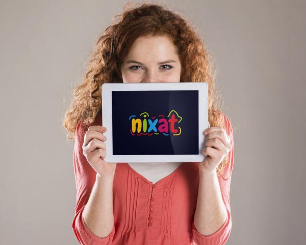 Sample branding #2 for Nixat