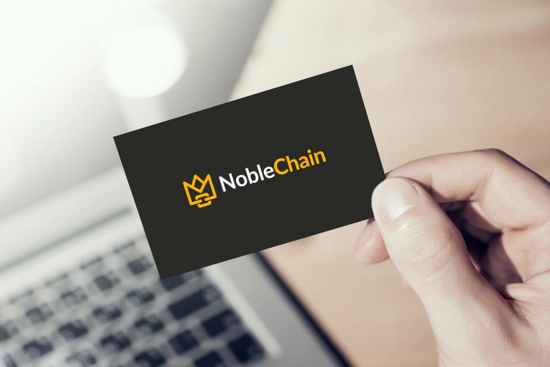 Sample branding #2 for Noblechain