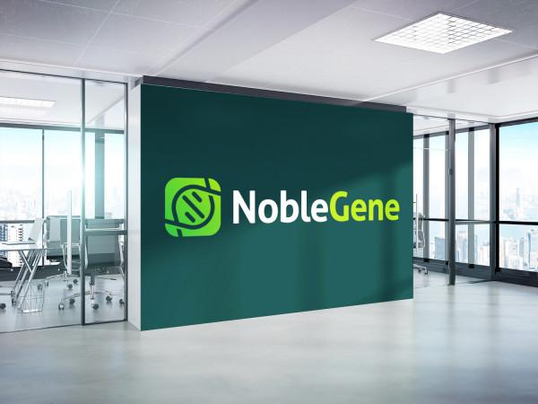 Sample branding #3 for Noblegene