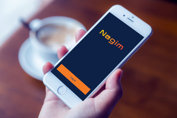 Sample branding #1 for Nogim