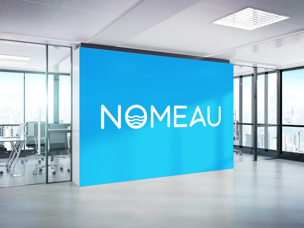 Sample branding #1 for Nomeau