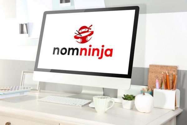 Sample branding #3 for Nomninja