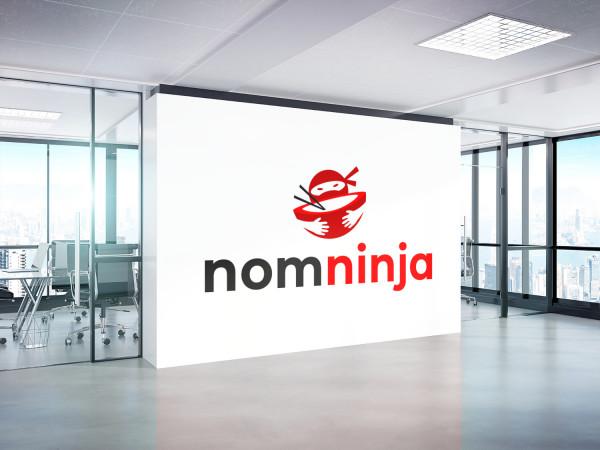 Sample branding #2 for Nomninja
