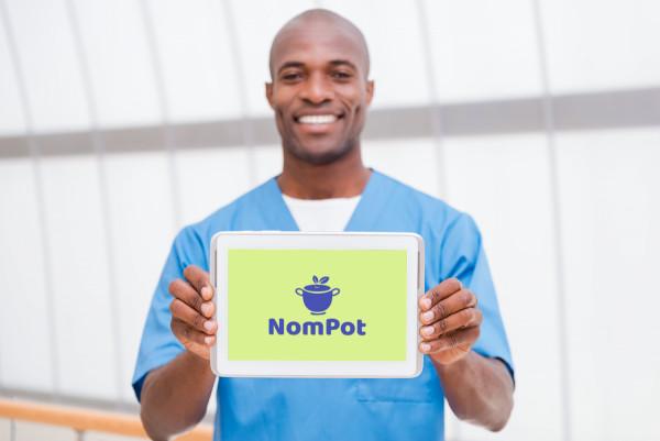 Sample branding #3 for Nompot