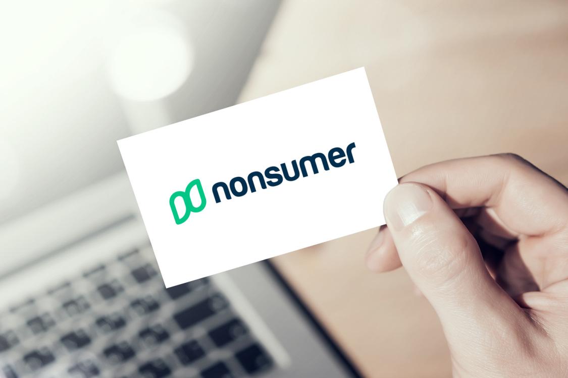 Sample branding #3 for Nonsumer