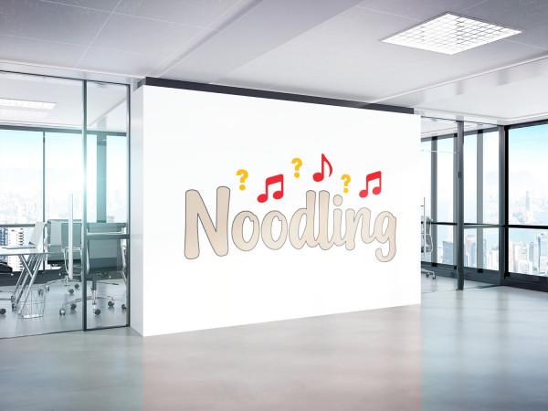 Sample branding #1 for Noodling