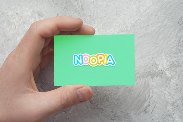 Sample branding #2 for Noopia