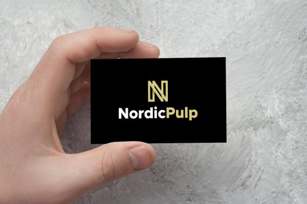 Sample branding #3 for Nordicpulp