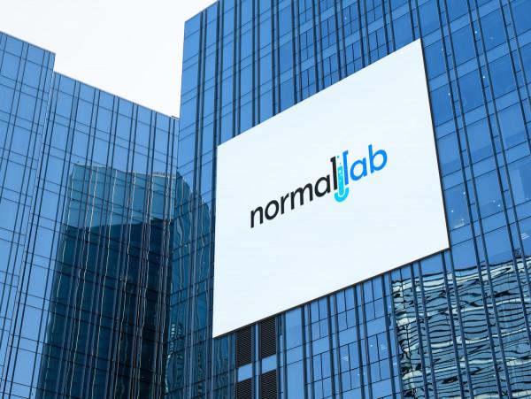 Sample branding #1 for Normallab