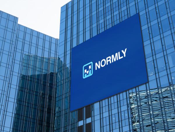 Sample branding #1 for Normly
