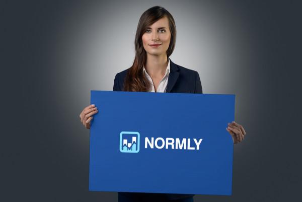 Sample branding #3 for Normly