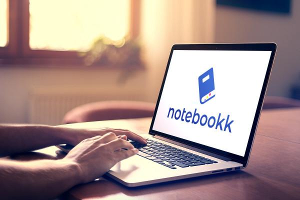Sample branding #2 for Notebookk