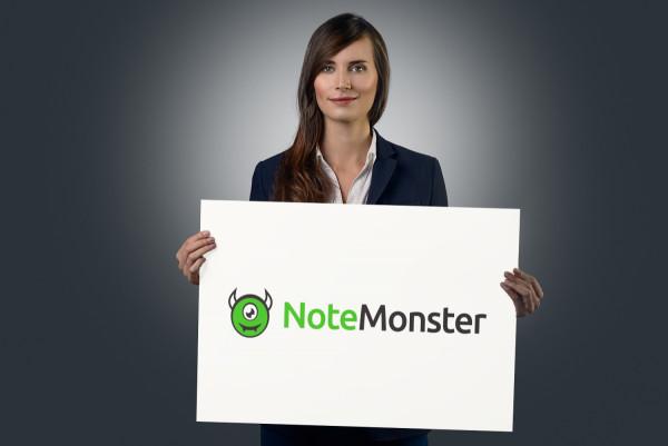 Sample branding #3 for Notemonster
