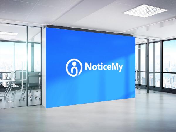 Sample branding #2 for Noticemy
