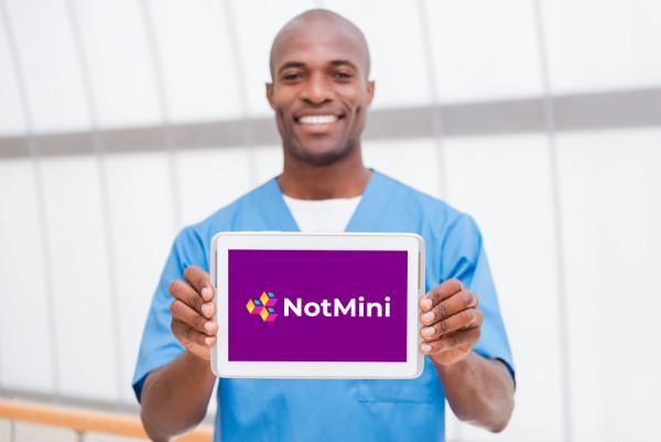 Sample branding #1 for Notmini