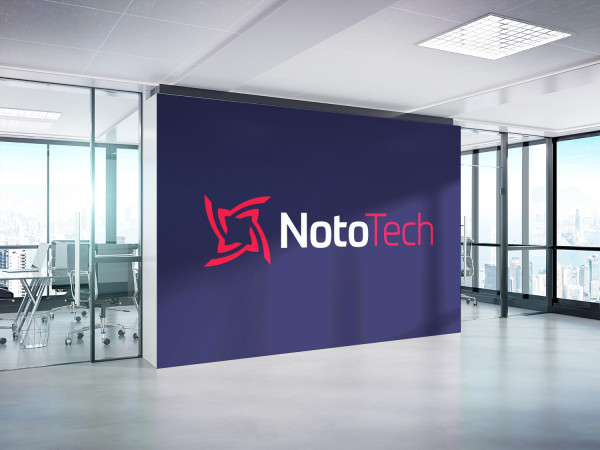 Sample branding #2 for Nototech
