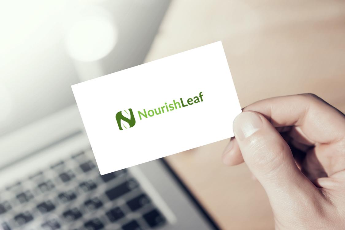 Sample branding #1 for Nourishleaf