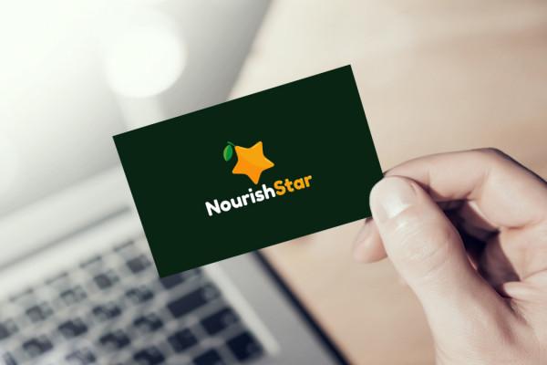 Sample branding #1 for Nourishstar