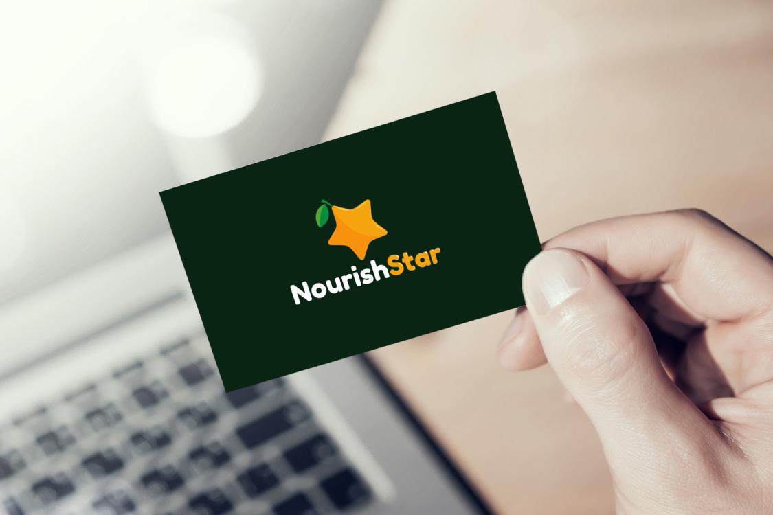 Sample branding #3 for Nourishstar