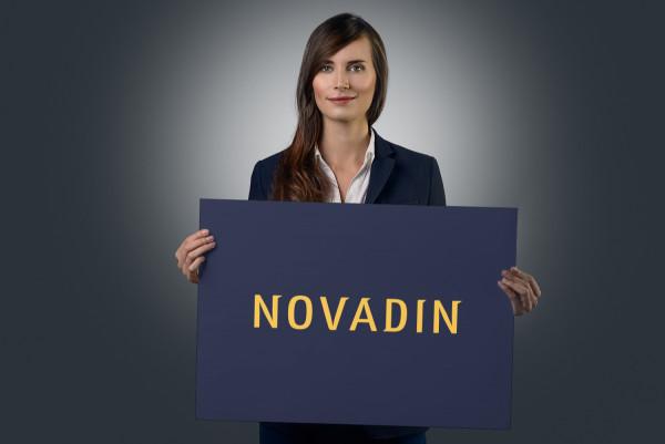 Sample branding #3 for Novadin