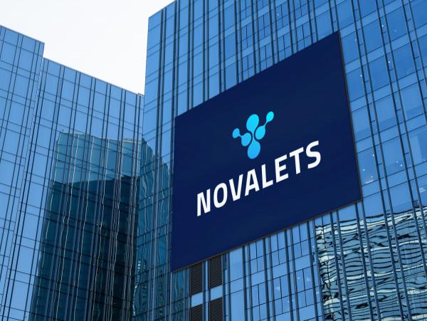 Sample branding #3 for Novalets