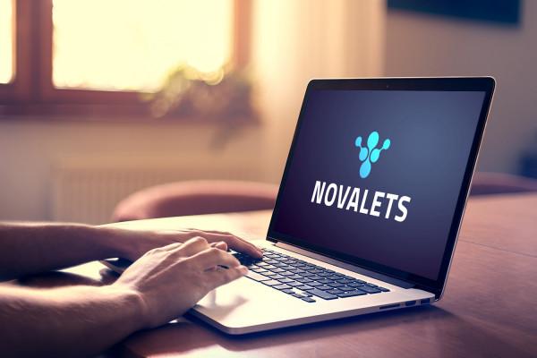 Sample branding #2 for Novalets