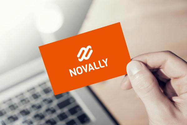 Sample branding #1 for Novally