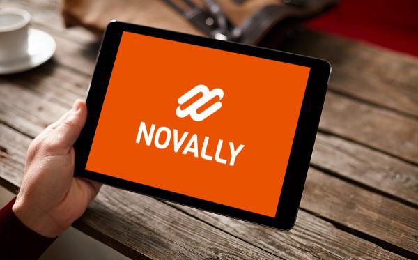 Sample branding #2 for Novally