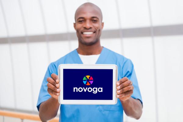 Sample branding #3 for Novoga