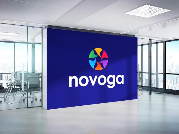Sample branding #2 for Novoga