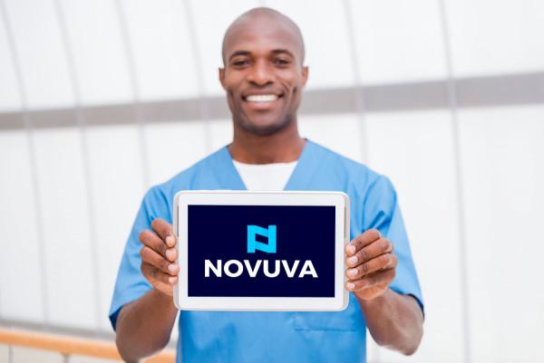 Sample branding #3 for Novuva