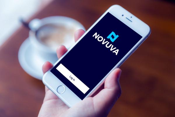 Sample branding #2 for Novuva