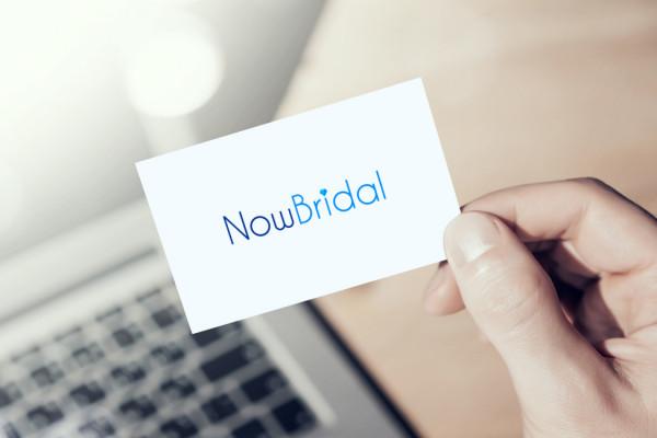 Sample branding #2 for Nowbridal