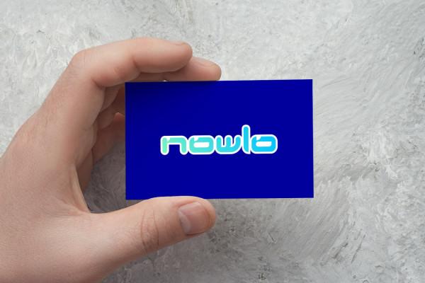 Sample branding #1 for Nowlo