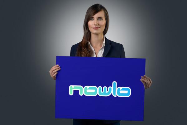 Sample branding #3 for Nowlo