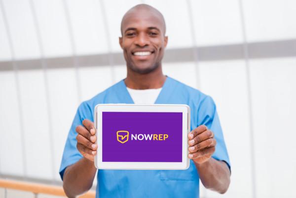 Sample branding #1 for Nowrep