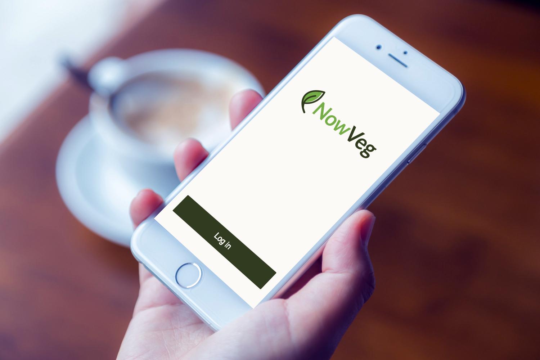 Sample branding #1 for Nowveg