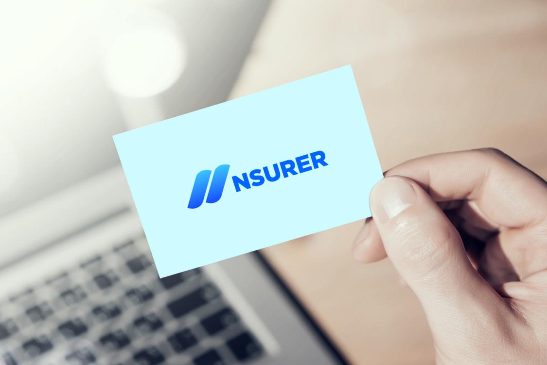 Sample branding #2 for Nsurer