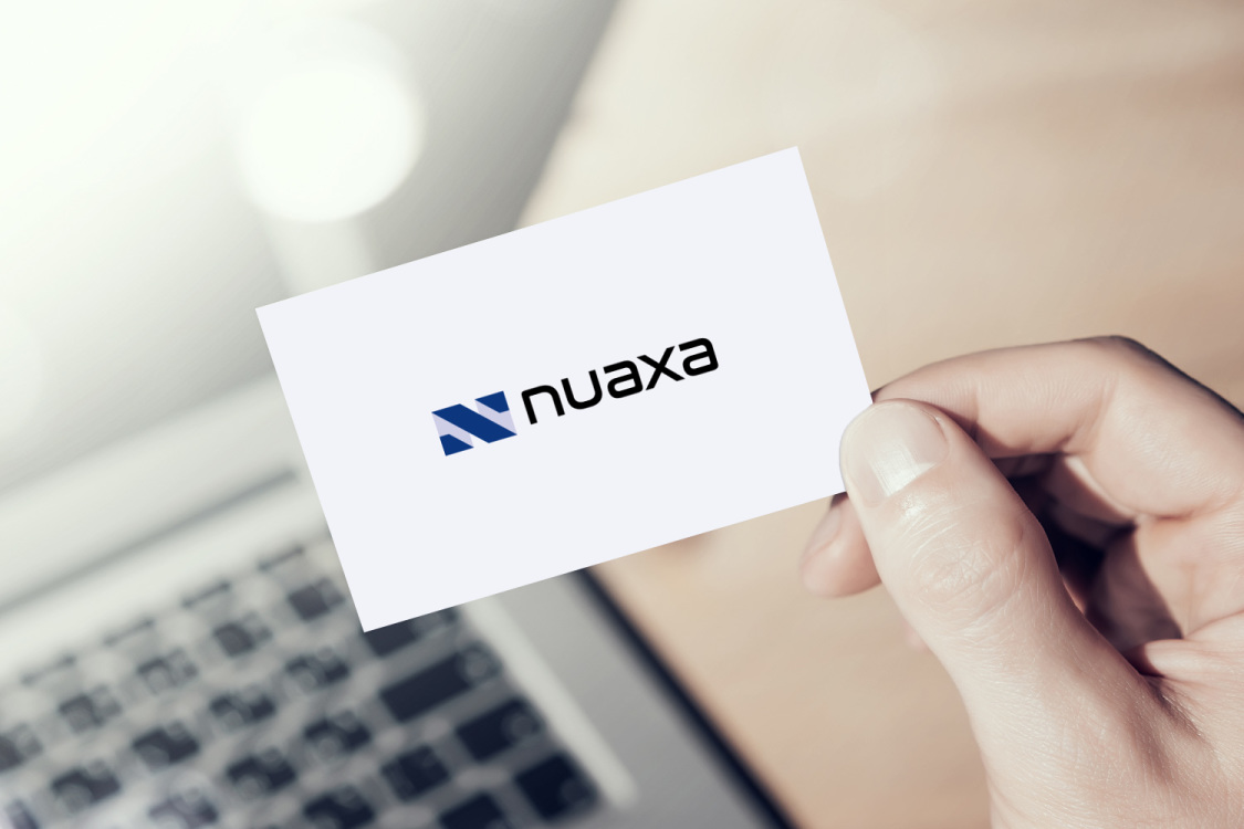 Sample branding #1 for Nuaxa