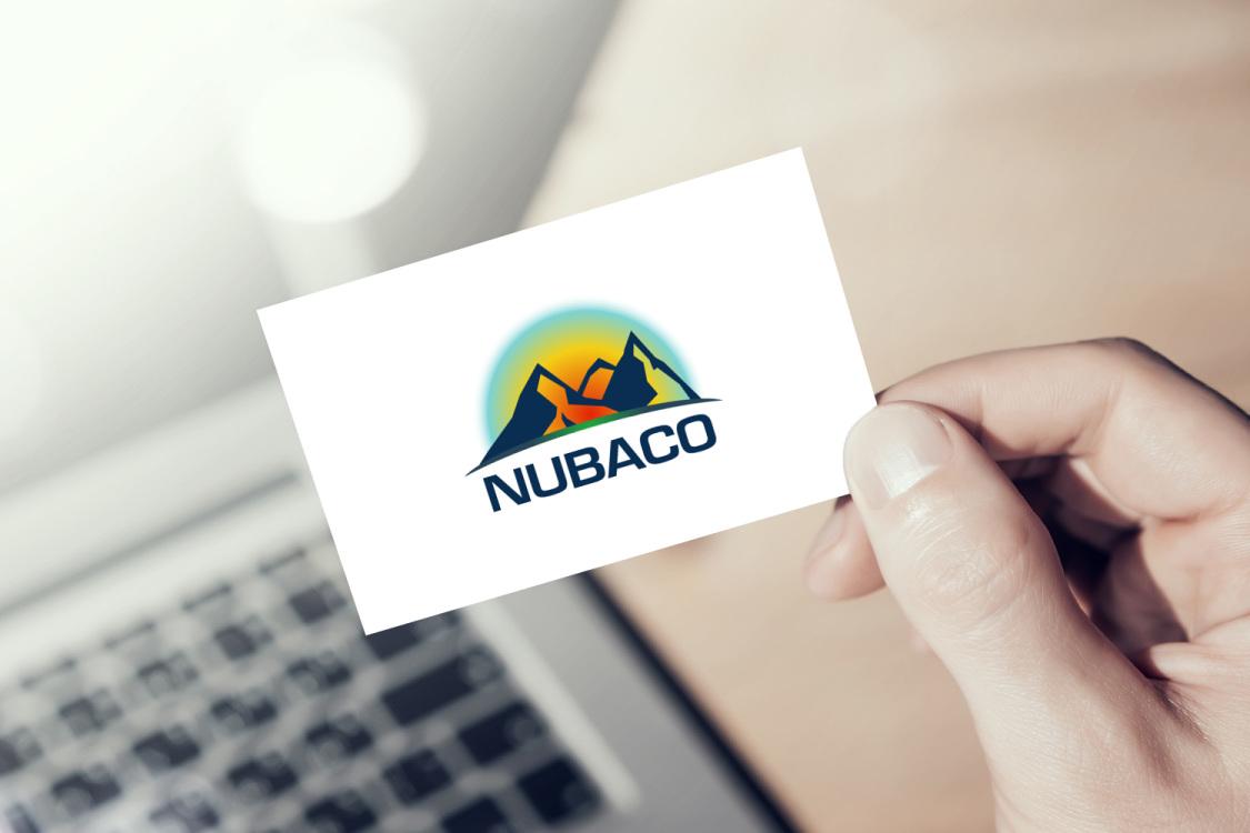Sample branding #1 for Nubaco