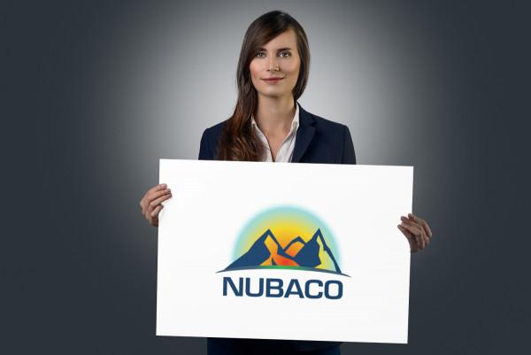 Sample branding #2 for Nubaco