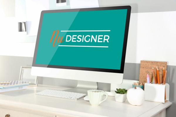Sample branding #1 for Nudesigner