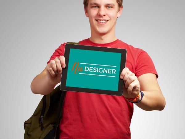 Sample branding #2 for Nudesigner