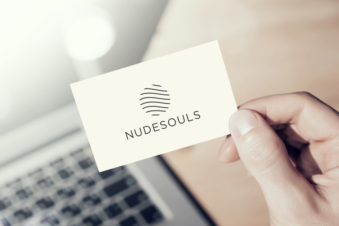 Sample branding #2 for Nudesouls