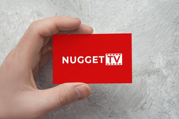 Sample branding #3 for Nuggettv